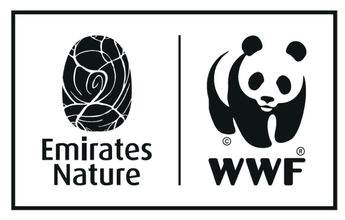 Final Emirates Nature-WWF's logo that was designed by NYU Abu Dhabi students