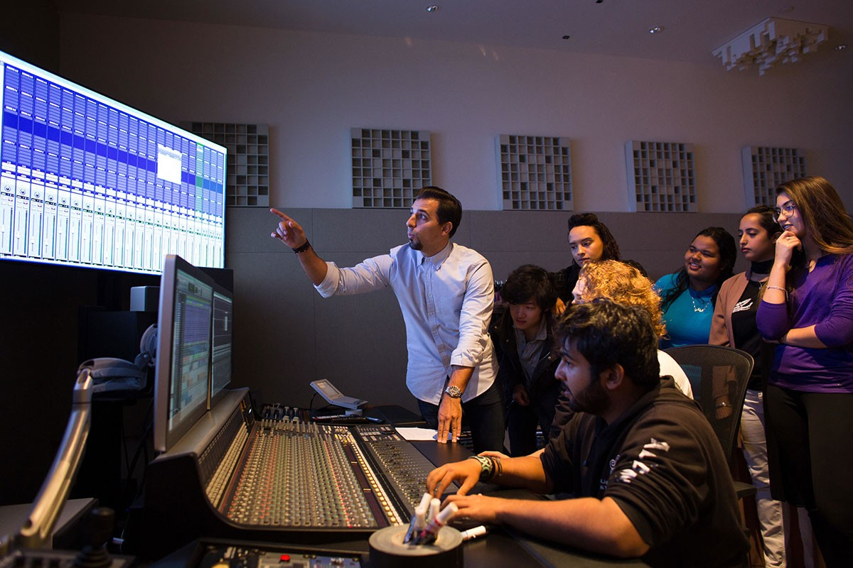Music and Recording Class