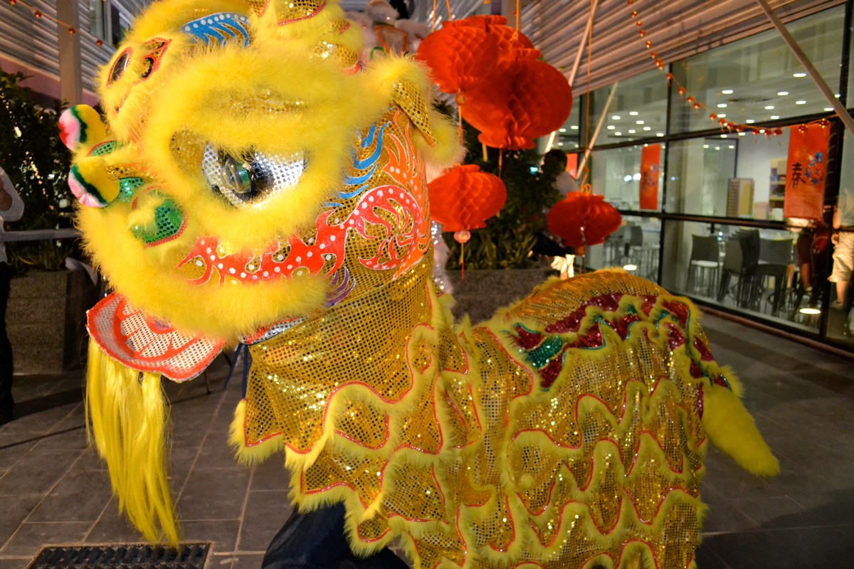 NYUAD Rings in Year of the Rabbit During Lunar New Year Celebration
