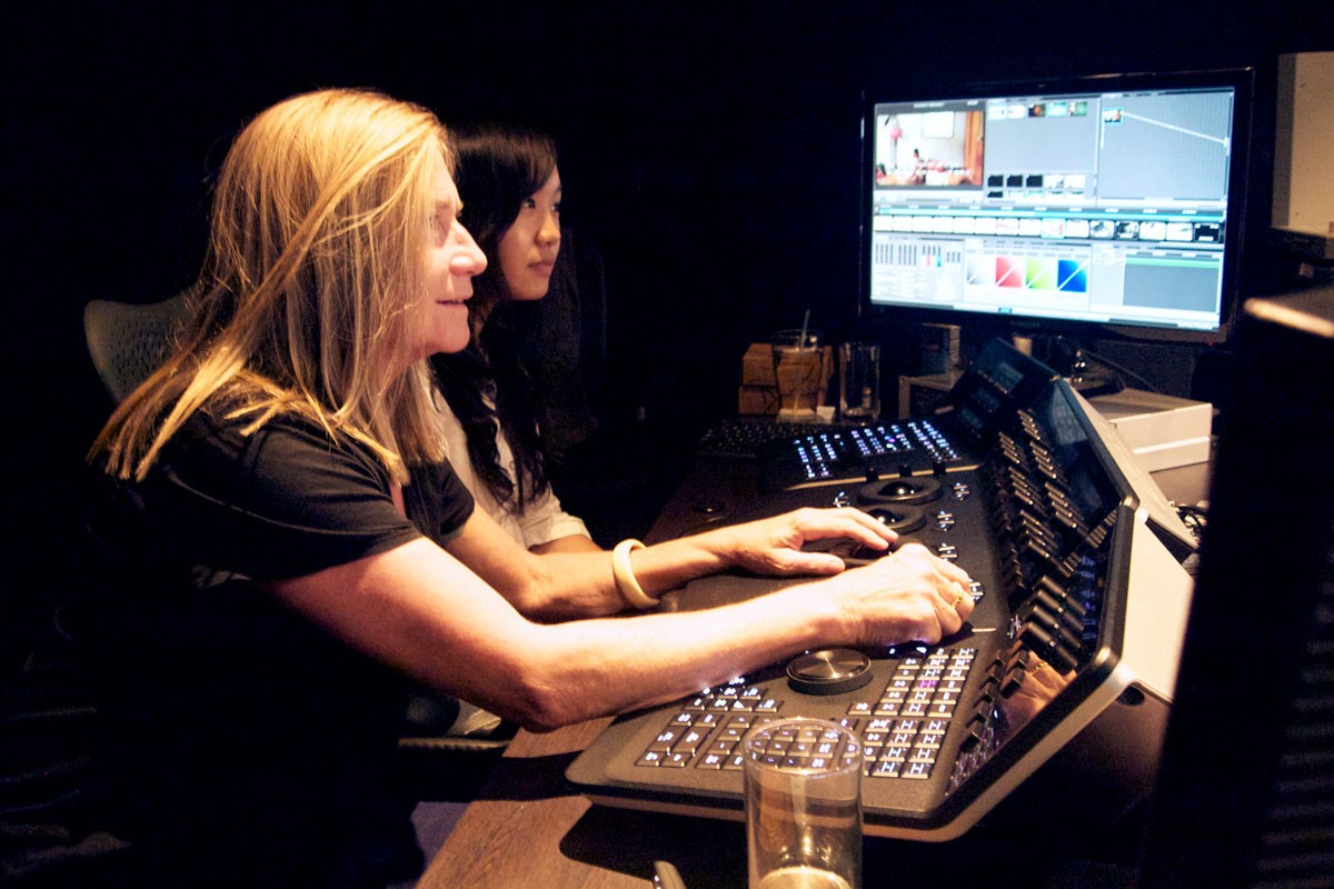 NYUAD Student Travels to Bangkok for 'Karaoke Girl' Post-Production Apprenticeship