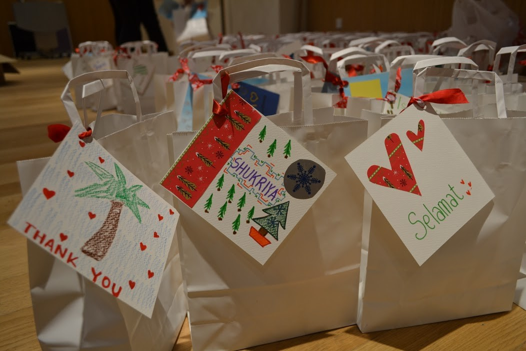 Holiday Drive Spreads Gratitude and Generosity