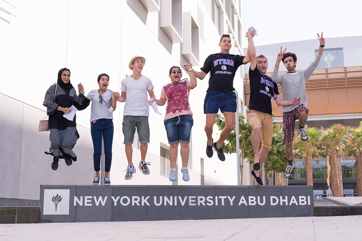 New York University Abu Dhabi Welcomes Class of 2018