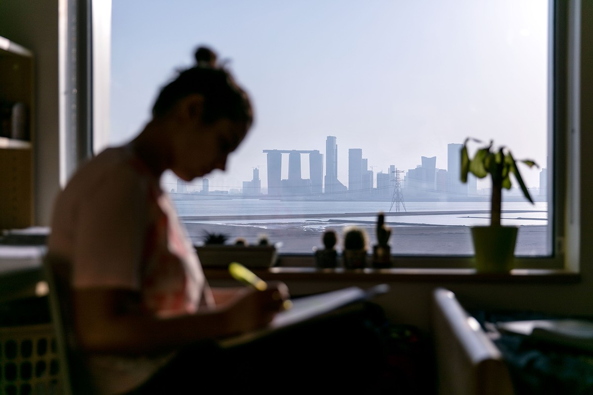 ABU DHABI, UNITED ARAB EMIRATES, November 09, 2015: