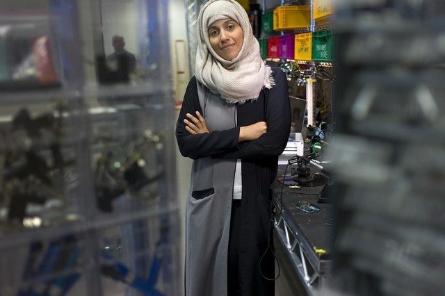 First Female Emirati Director appointed to NYU Abu Dhabi Center for Cyber Security