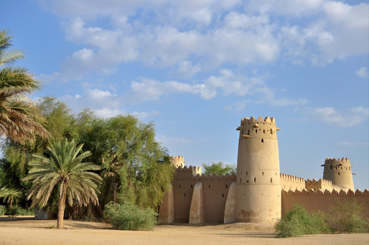 Fort in Al Ain