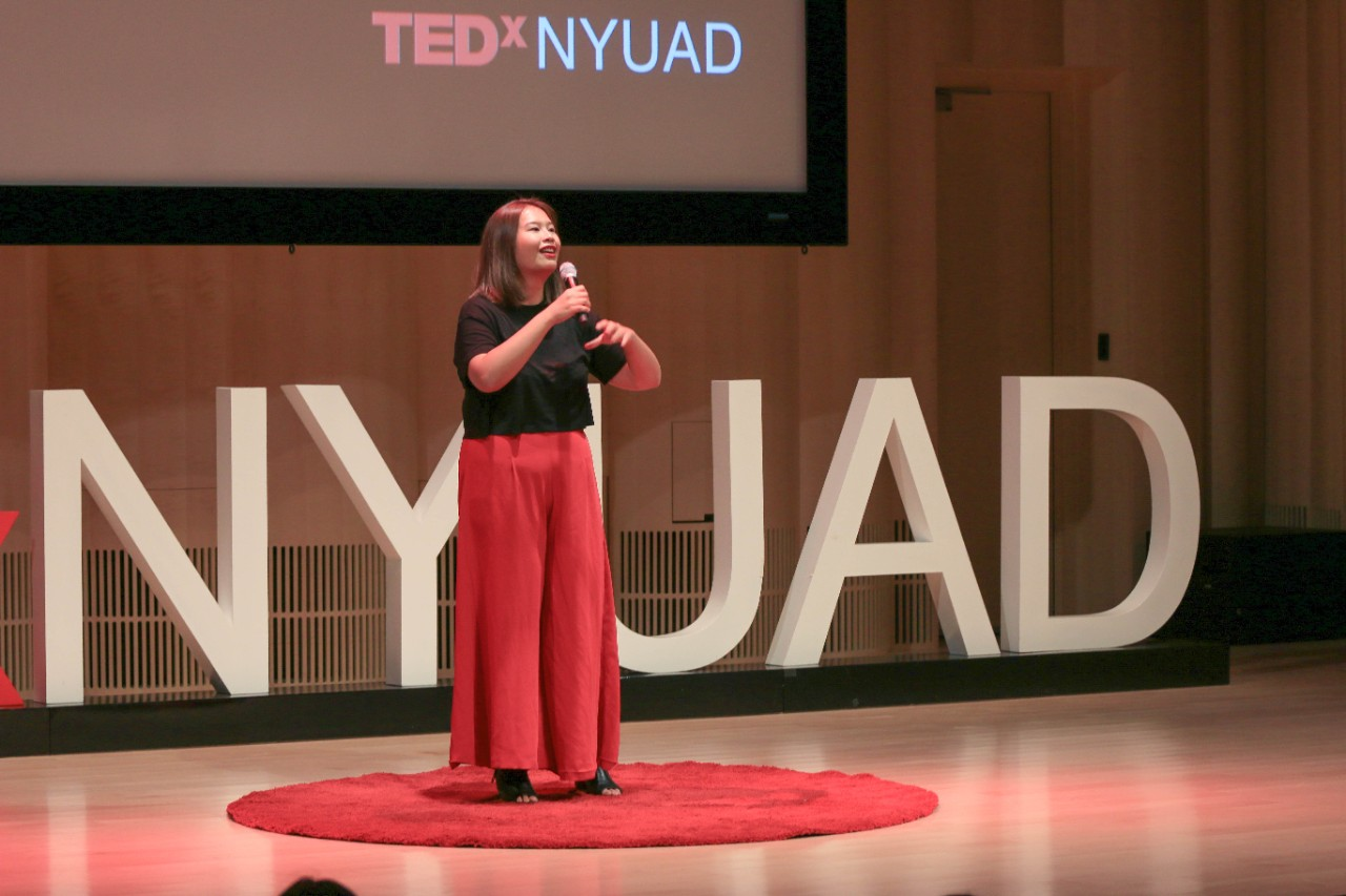 Fourth edition of TEDxNYUAD challenges social preconceptions through inspiring personal stories