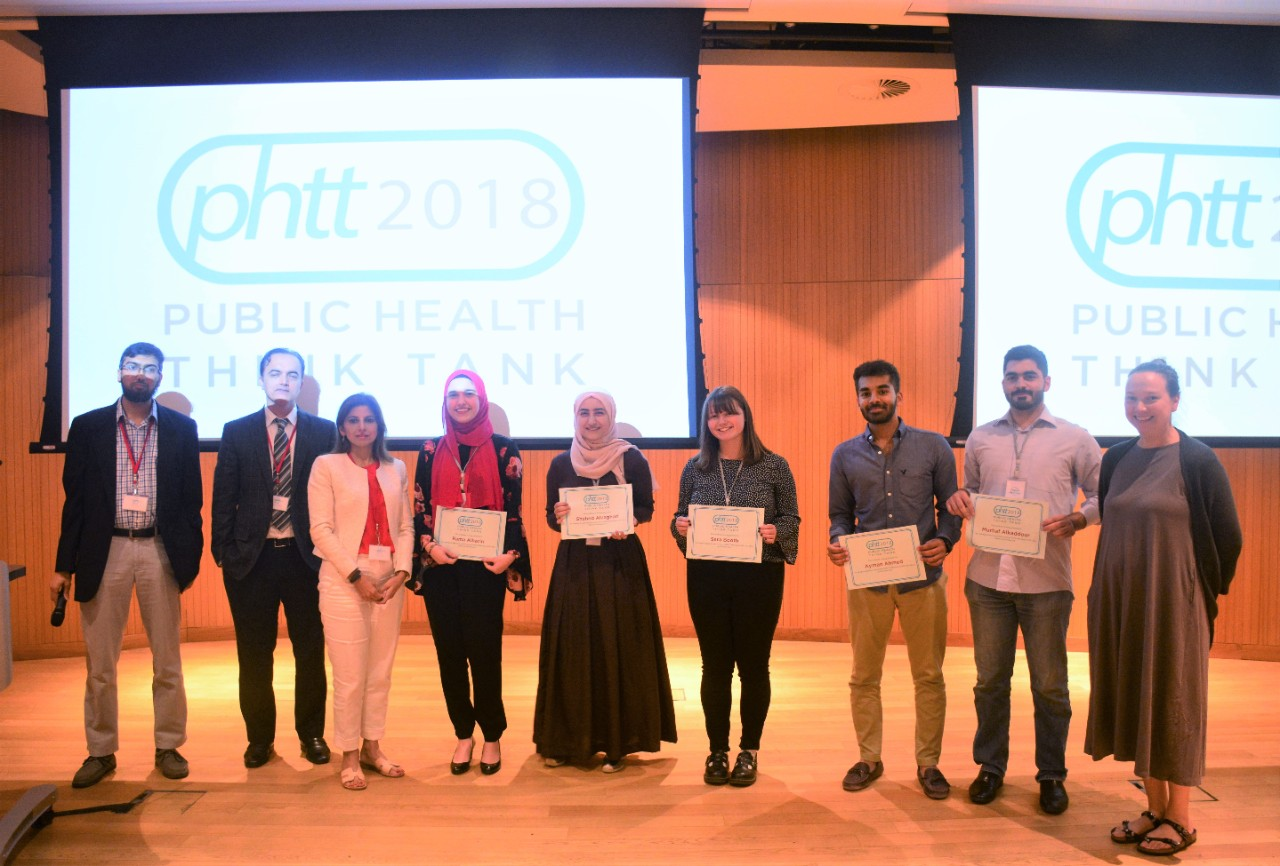 Student led Public Health Think Tank aims to Improve Cardiovascular Health in the UAE