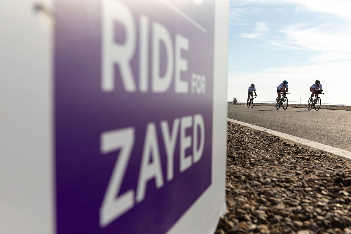 NYUAD's second annual Ride for Zayed