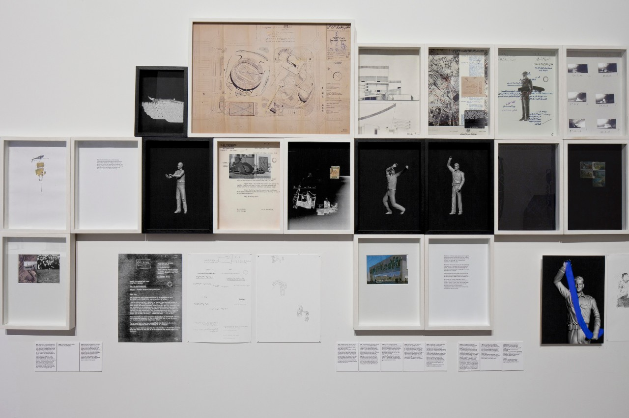 Image 1 - Plan for Greater Baghdad by Ala Younis. Photo by Alessandra Chemollo. Courtesy la Biennale di Venezia 3.jpg