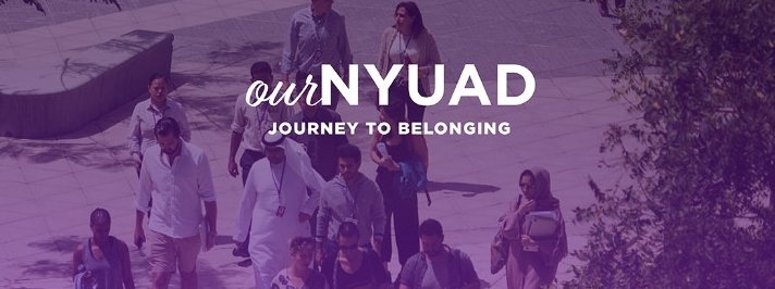 ourNYUAD - Journey to Belonging
