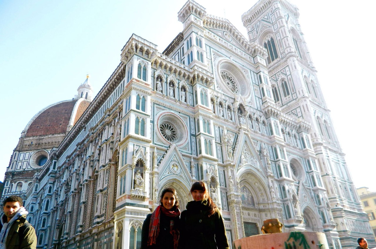 Life and Art — Florentine Style