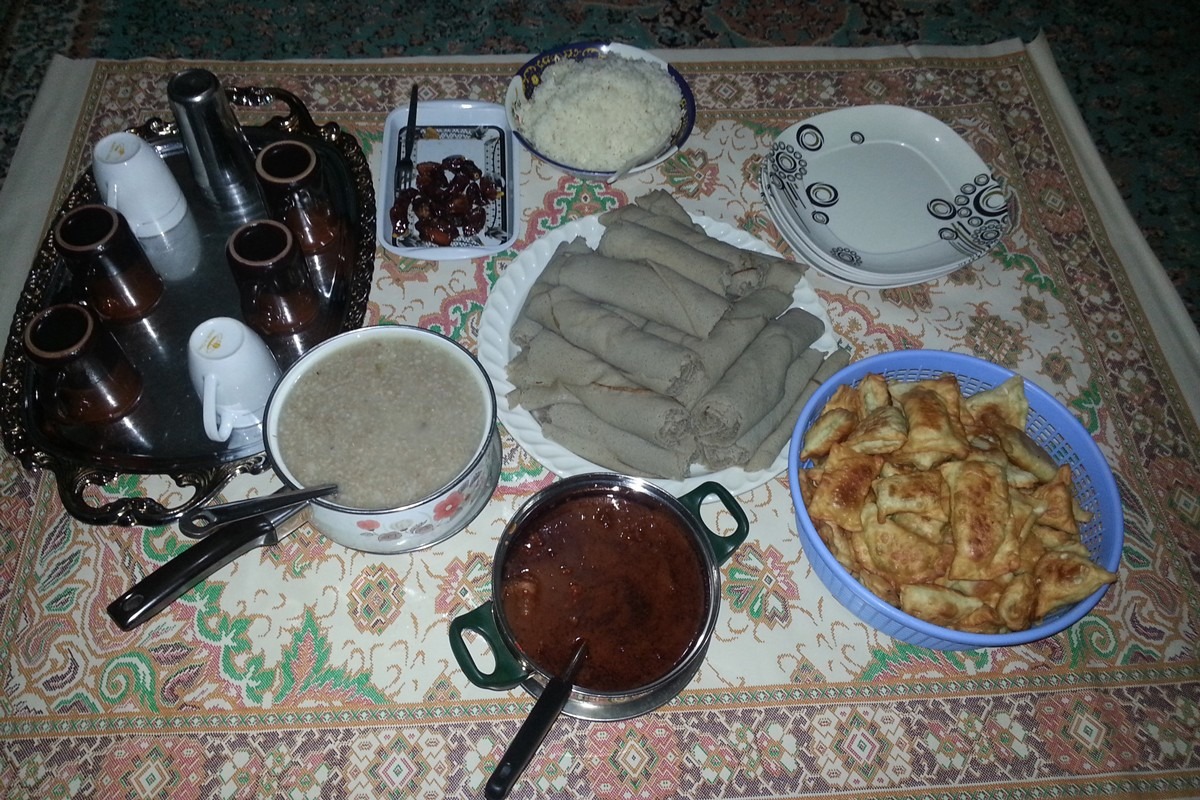 Observations of Ramadan from Ethiopia, Part Two
