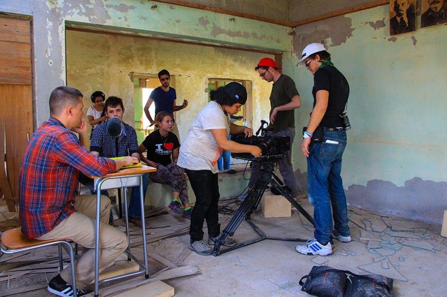 nyuad capstone project