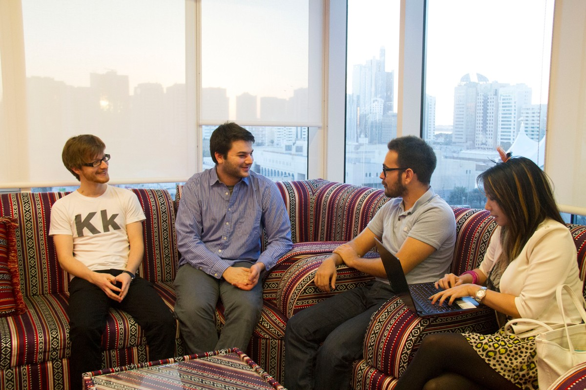 NYU Abu Dhabi Students One Step Closer to Hult's Top Prize