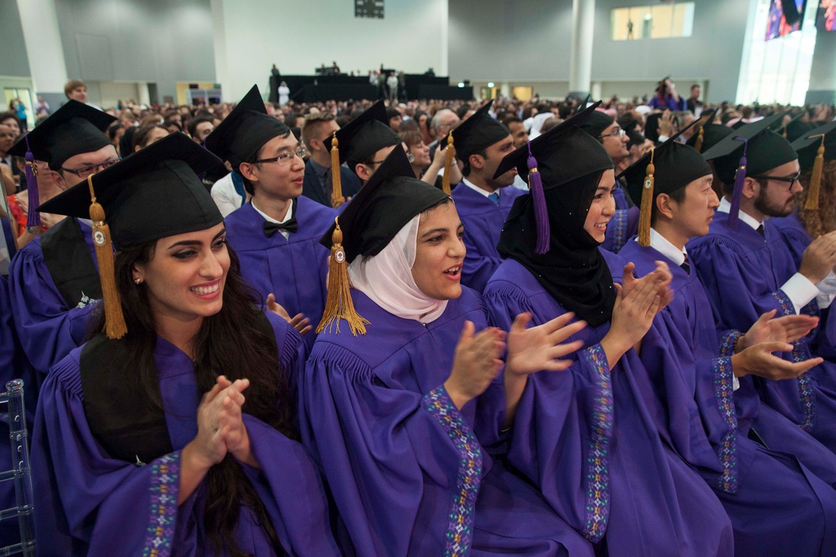 NYUAD's First Graduating Class Looks Back