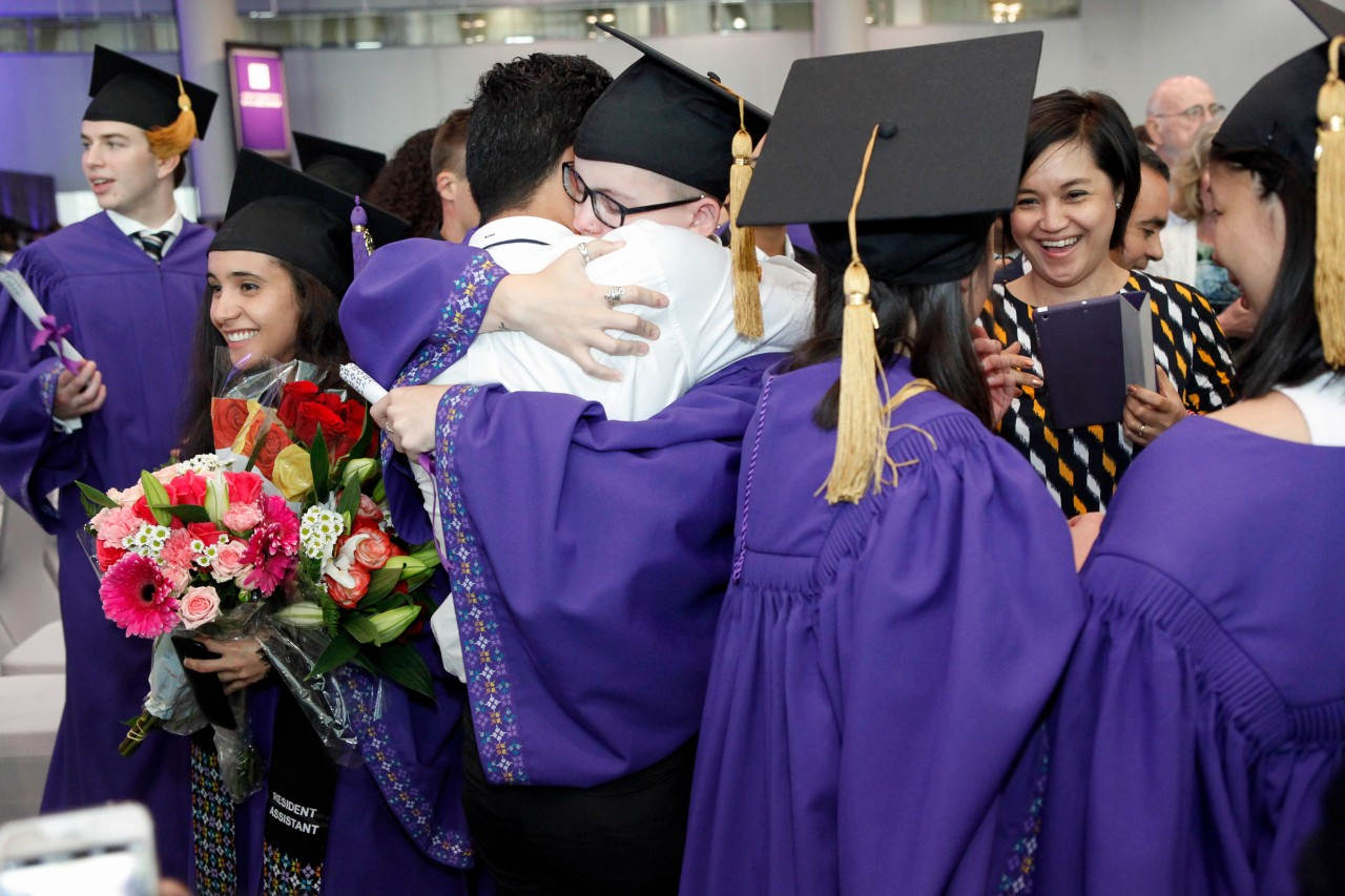 Commencement: Memorable Moments