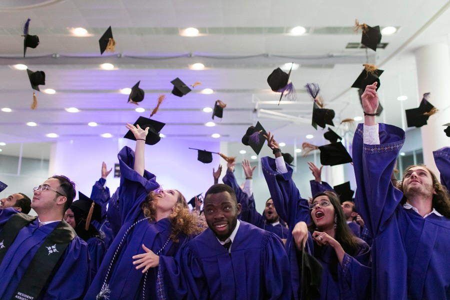 New York University Abu Dhabi Honors Class of 2016 at Its ...