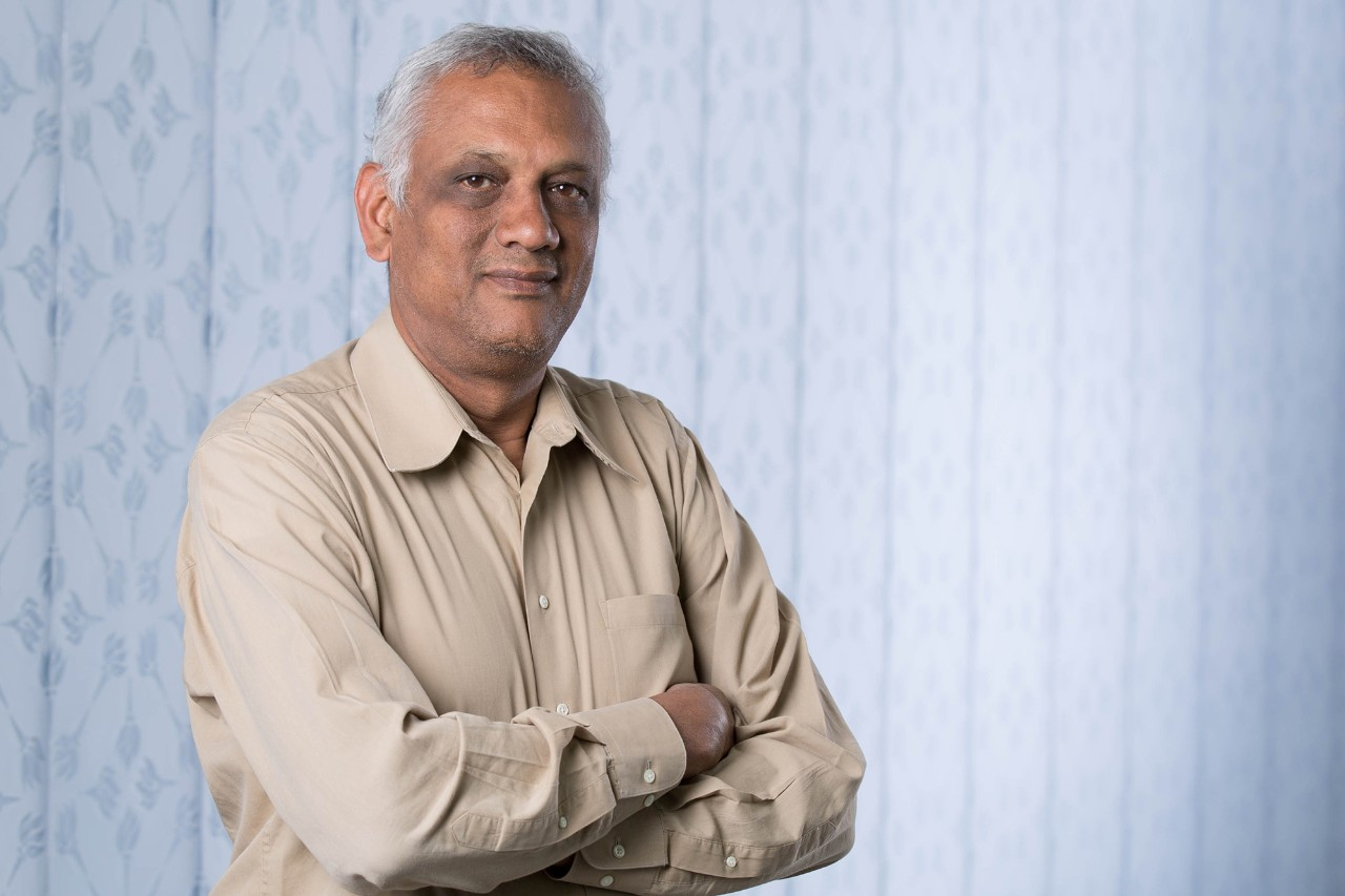 Ramesh Jagannathan, Nano and Biomaterials Research Lab