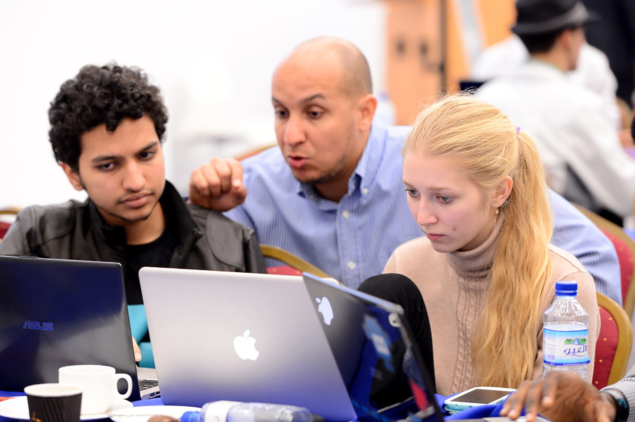 NYUAD Fourth Annual International Hackathon Unites Global Innovators in Abu Dhabi