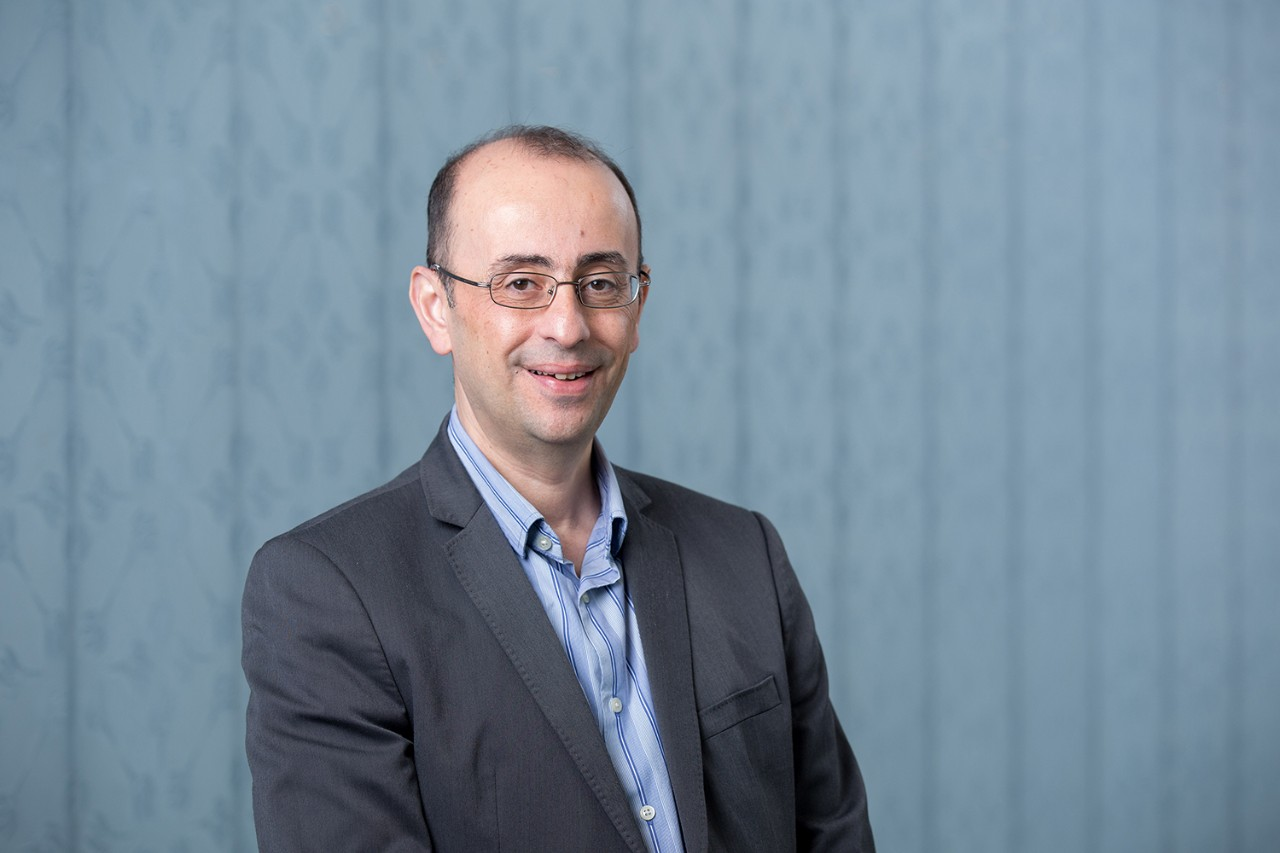 Samer Madanat, Dean of Engineering