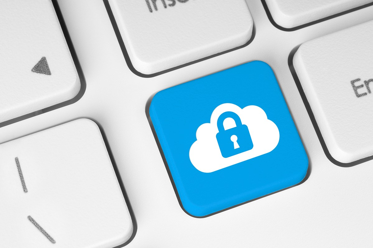 Researchers Build Secure System for Encrypted Cloud Computing//Cloud computing security concept