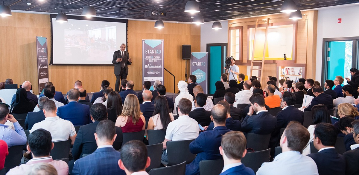 startAD's Fintech Venture Launchpad Demo Day Propels Startups into  Global Ecosystem