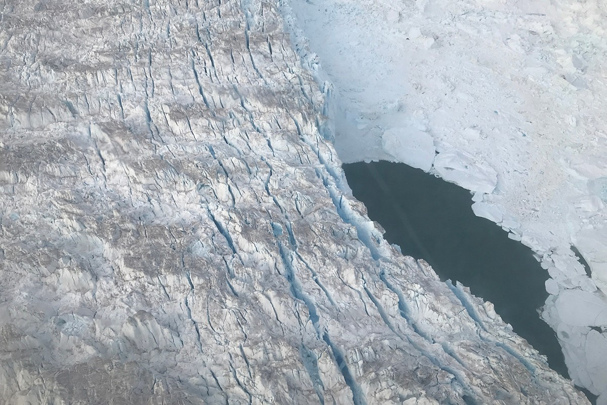 NYU Abu Dhabi Researchers Find Warm Ocean Water, Exacerbated by Warmer Air, Is Causing Rapid Melt of One of Greenland's Largest Glaciers