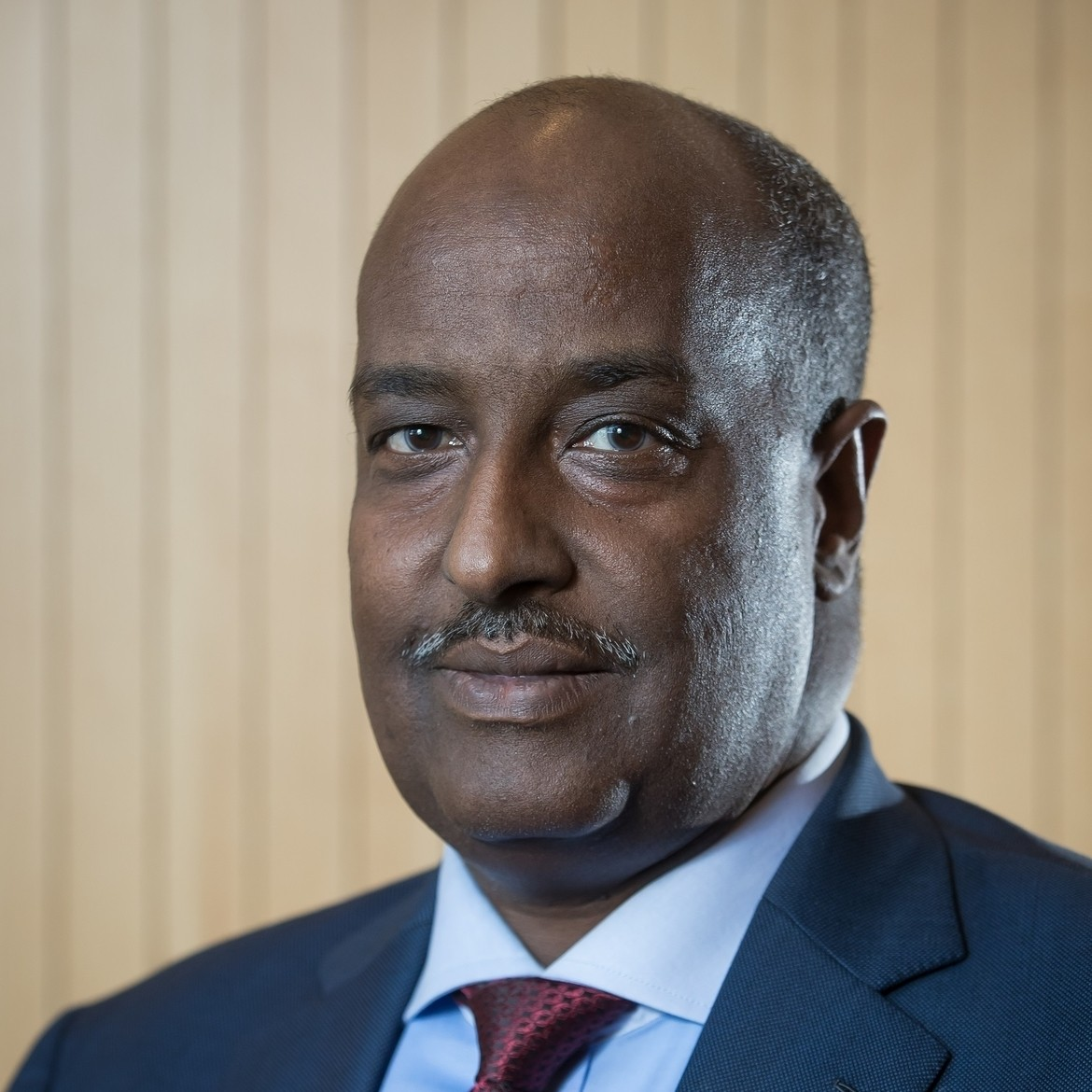 Abdishakur Abdulle - Associate Director of the Public Health Research Center at NYUAD