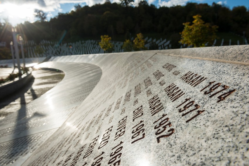 Professor Michael Harsch: Srebrenica Massacre 20 Years Later