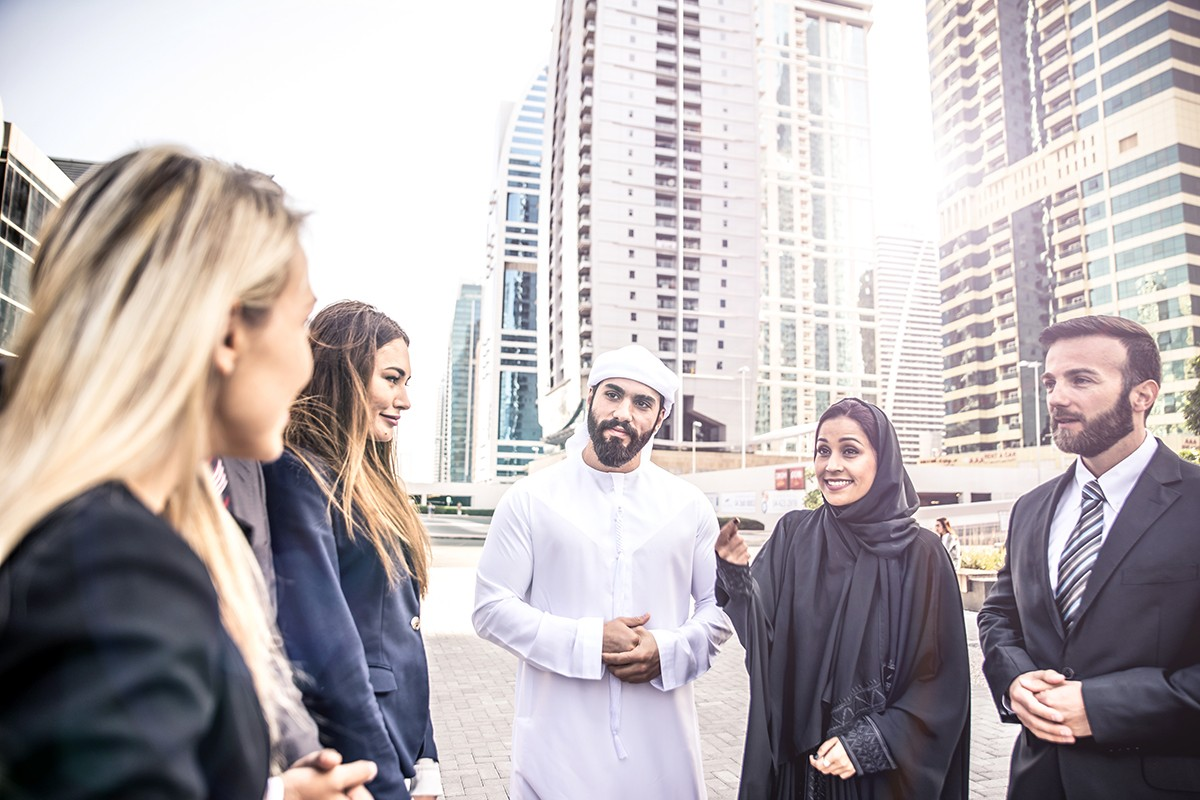 Student Research Explores Emirati Men's Gendered Experiences of State-Promoted Women's Work in the UAE