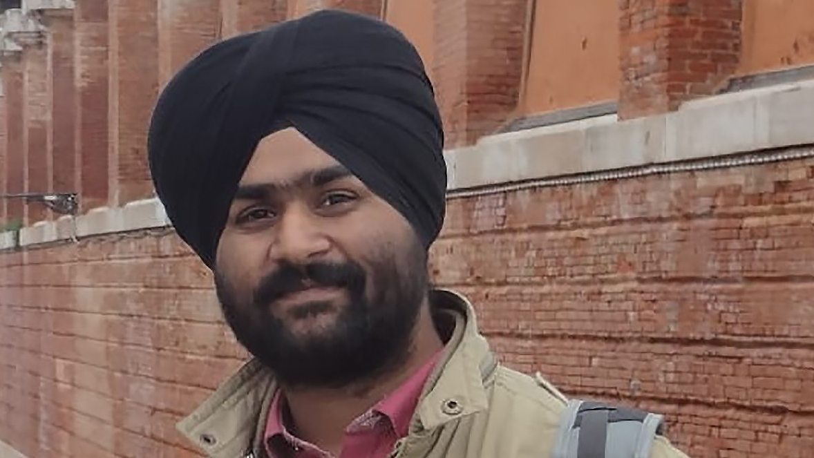 Inderjeet Singh, Postdoctoral Associate