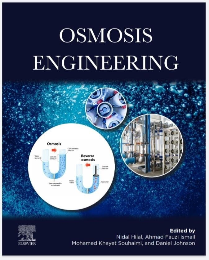 "OSMOSIS ENGINEERING"" ISBN: 978-0-12-821016-1"