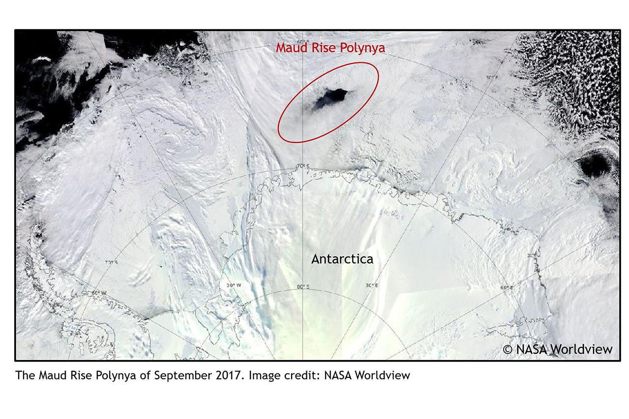The Maud Rise Polynya of September 2017