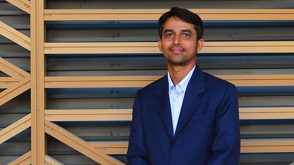 Manohar Puppala, Postdoctoral Associate