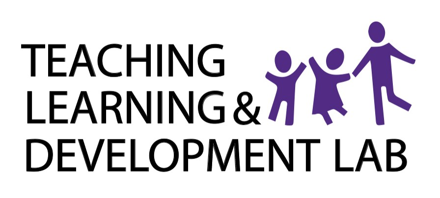Teaching, Learning and Development Lab logo.