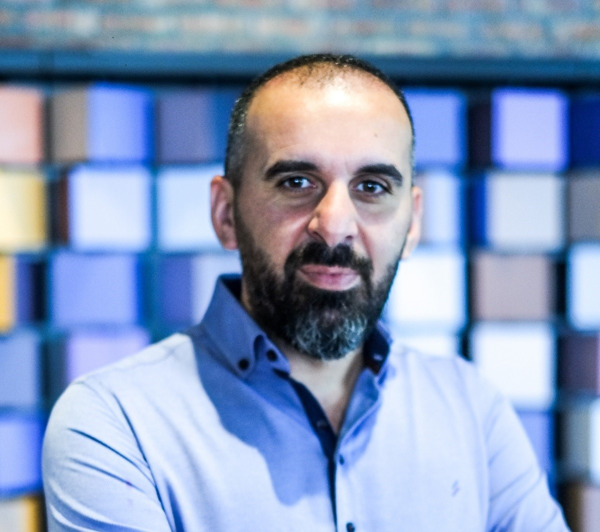 Ali Trabolsi, Associate Professor of Chemistry NYUAD